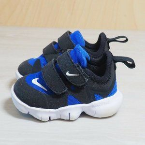 Nike Free Run RN 5.0 Racer Blue / Black Toddler 3